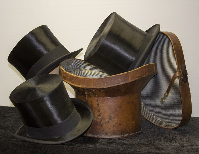 Top Hats are also avaliable