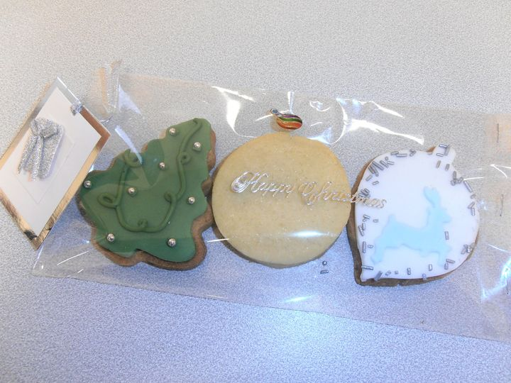 Shortbread pack of 3 gift pack