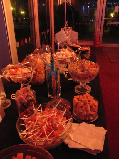 Sweet Buffet Hire Suffolk