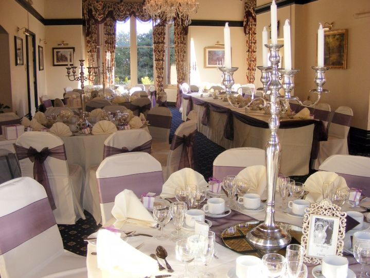 Elegance Chair Covers
