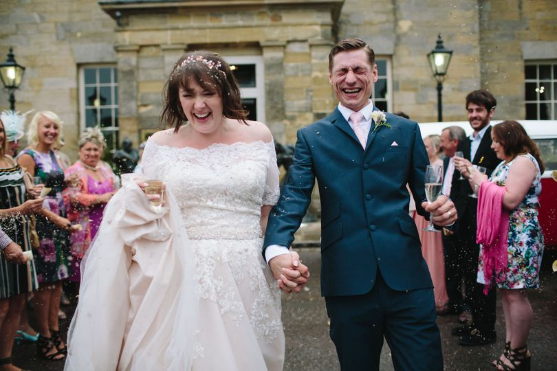 Stanmer House wedding