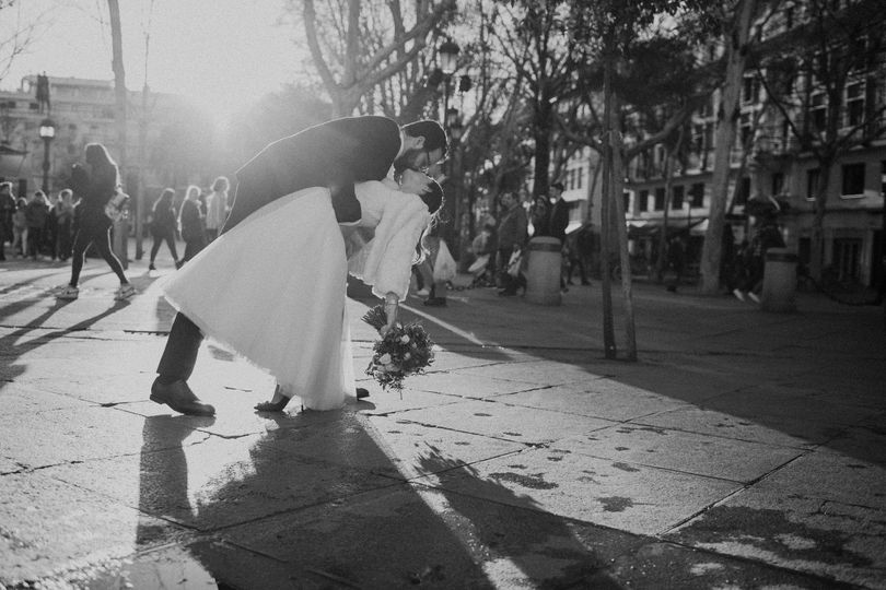 Sevilla wedding