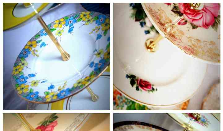 Fancy Vintage China