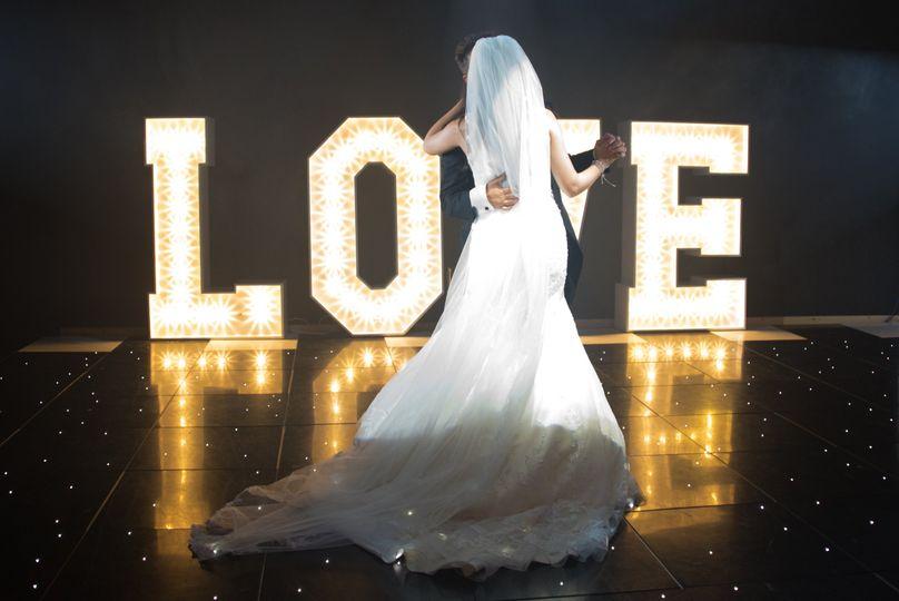 Oldwalls Wedding