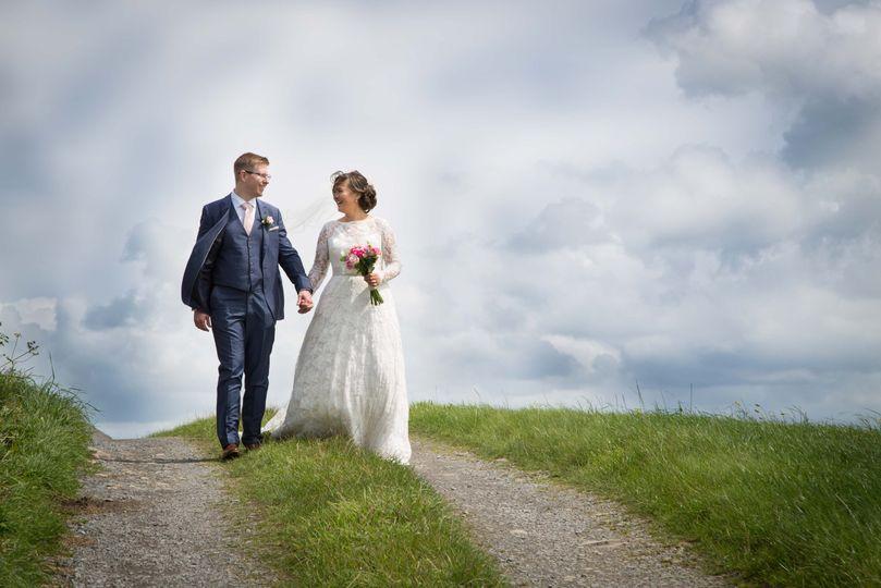 Llansteffan Wedding