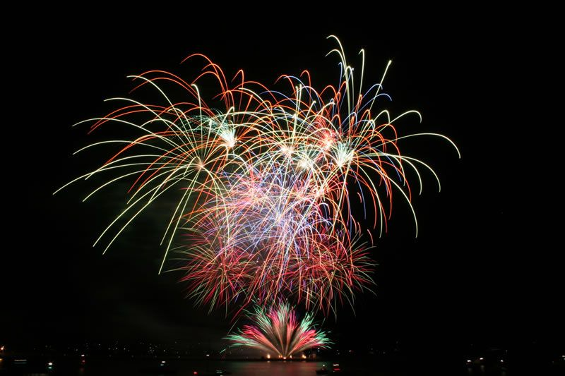 Professional Fireworks Display from Ignite Pyrotechnics - Fireworks