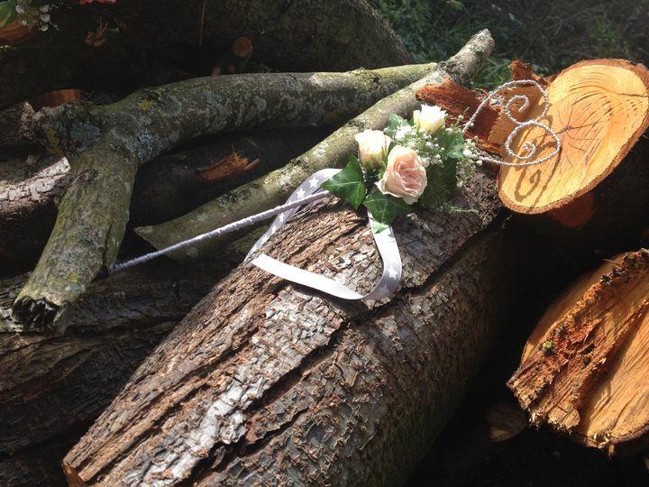 Bridesmaid wand