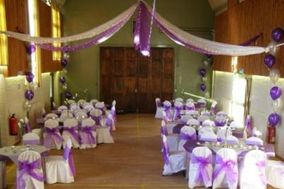 The Hall Decorated For A Wedding From Tewin Memorial Hall Photo 3