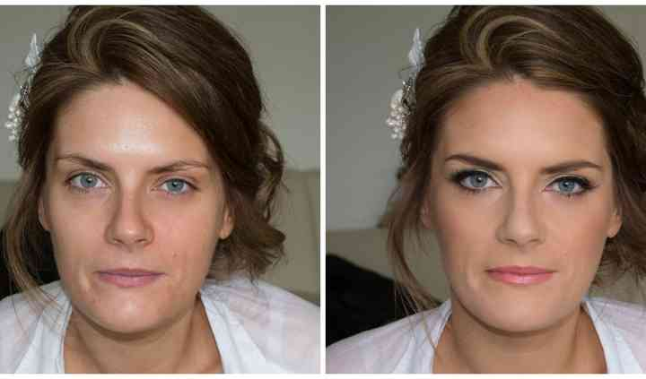 Before/after bridal