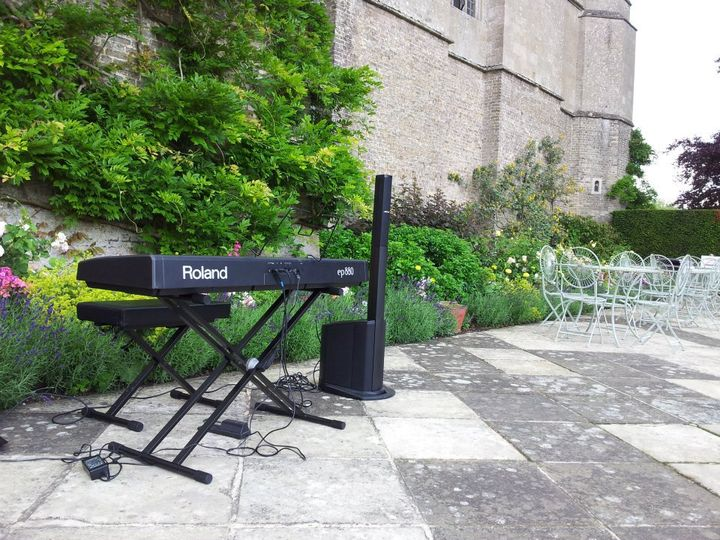 Pianist for weddings
