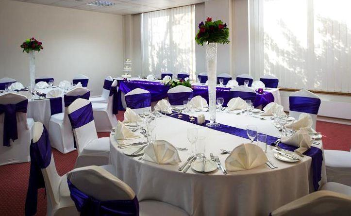 Elegant Wedding Reception From Croydon Park Hotel Photo 3