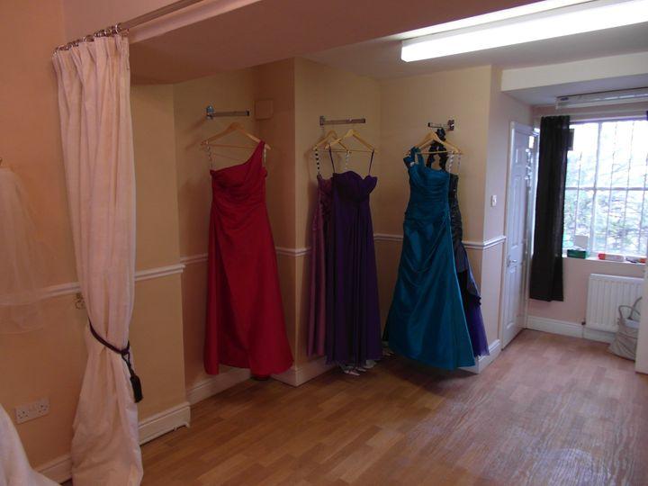 Bridesmaid Corner