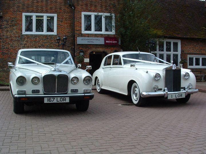 Rolls-Royce Silver Cloud II & matching 7 Seater Daimler Limousine