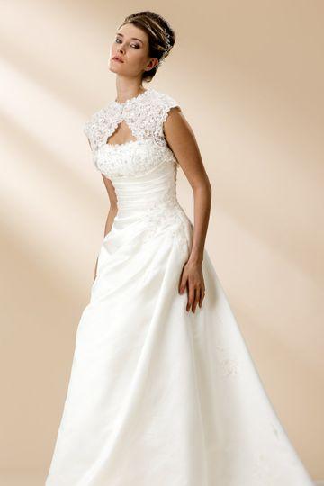 Wedding Dress by True Bride