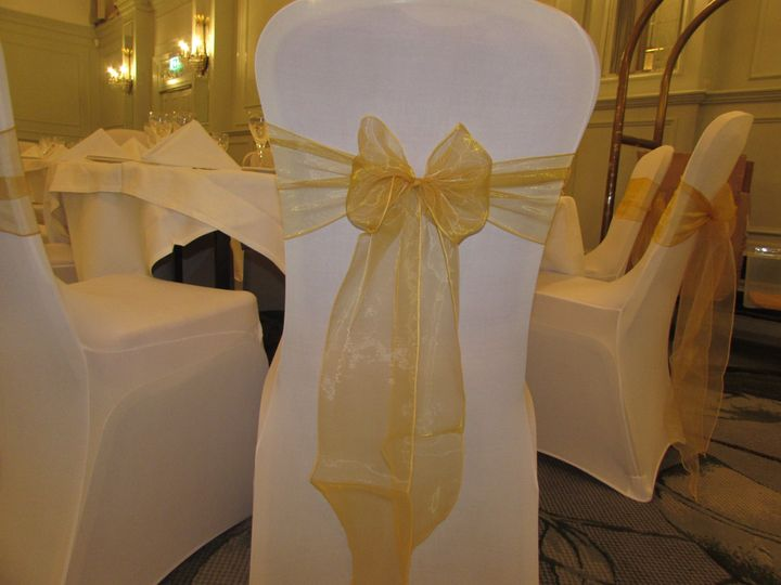 Sashes in 24 different colours