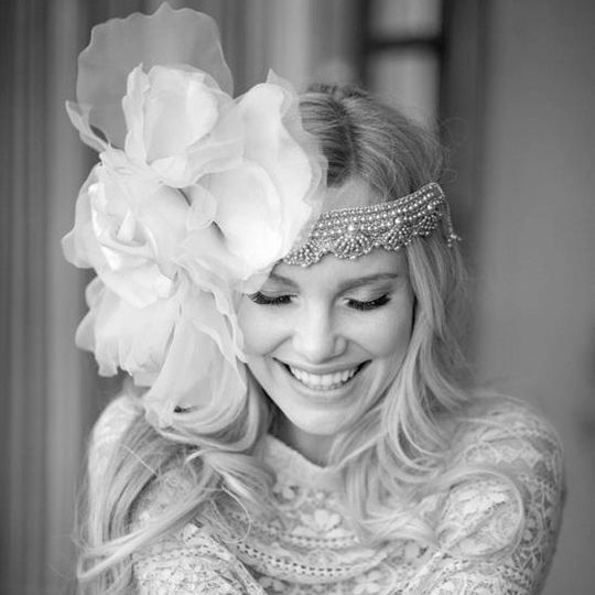 Vintage Wedding Dress From Beanie's Boutique