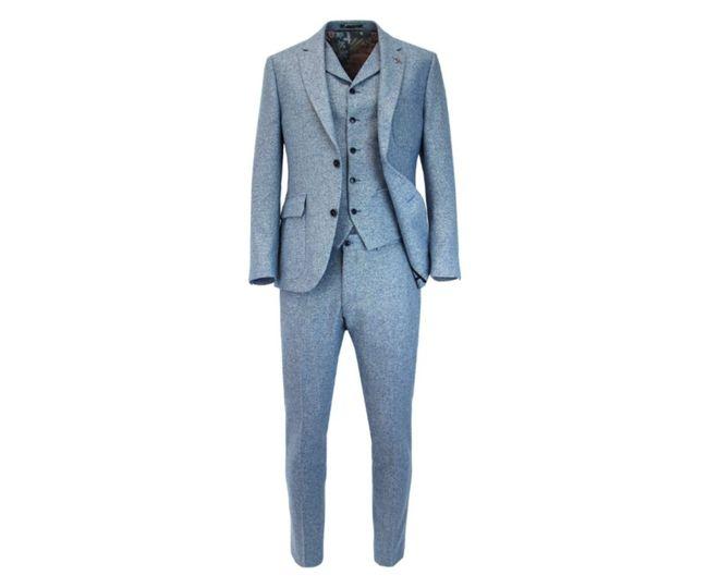 Herringbone Suit 2 or 3 piece