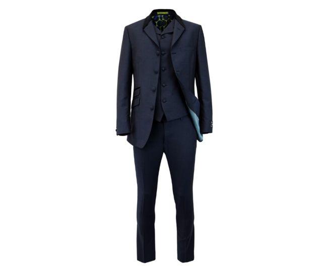 Mod 4 Button Suit 2 or 3 piece
