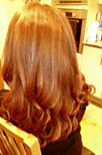 Wedding Hair Dorset