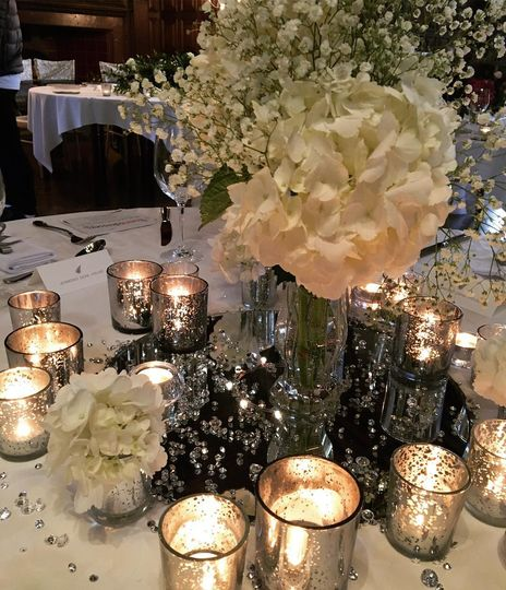 Twinkly centrepiece