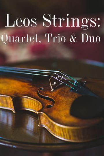 Leos Strings: Ensembles