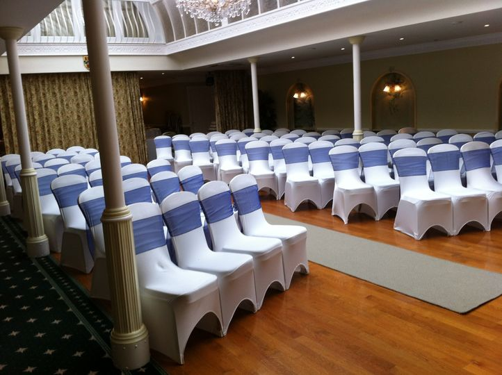 Chair Covers Headlam Hall