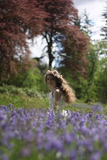 Bluebells and Bridesmaids
