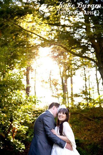 Langley Castle Wedding