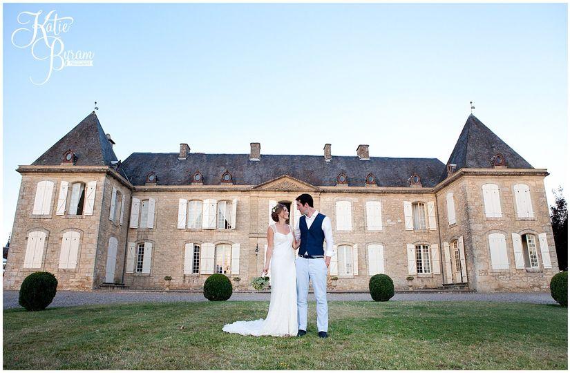 Chateau de Lacoste (France)