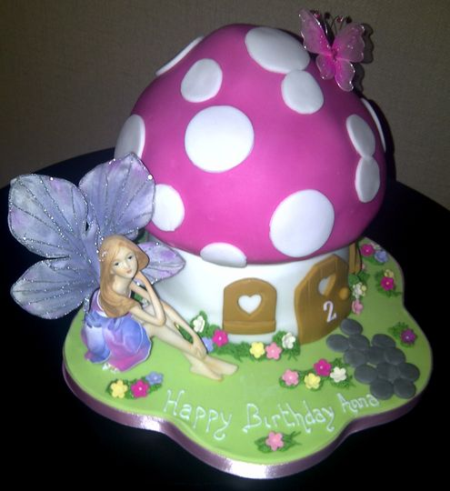Fairy toadstool
