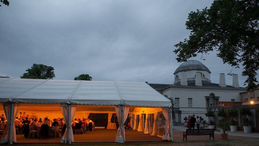 The Burlington Pavilion