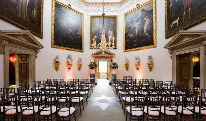Chiswick House - Domed Saloon