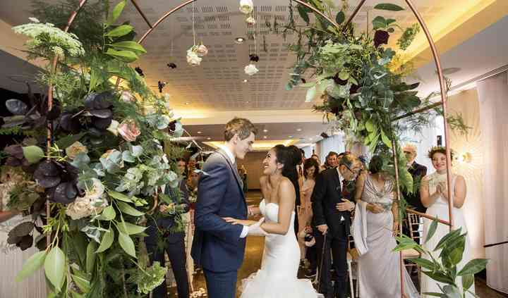 Ceremony in Purdey & Steed