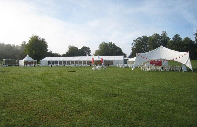 Marquee for events