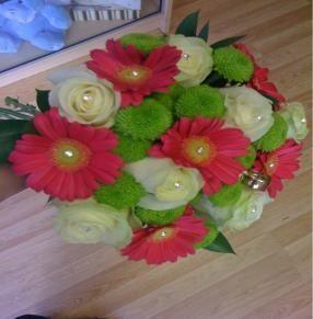 A Fresh Spring Bouquet