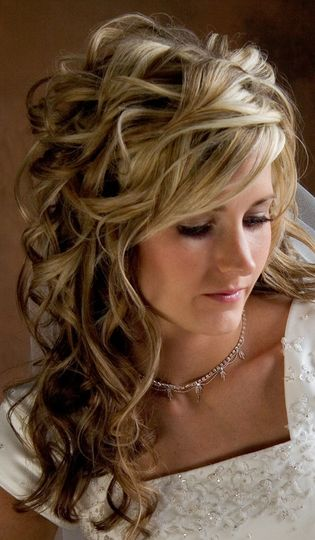 Bridal Hair in Wiltshire