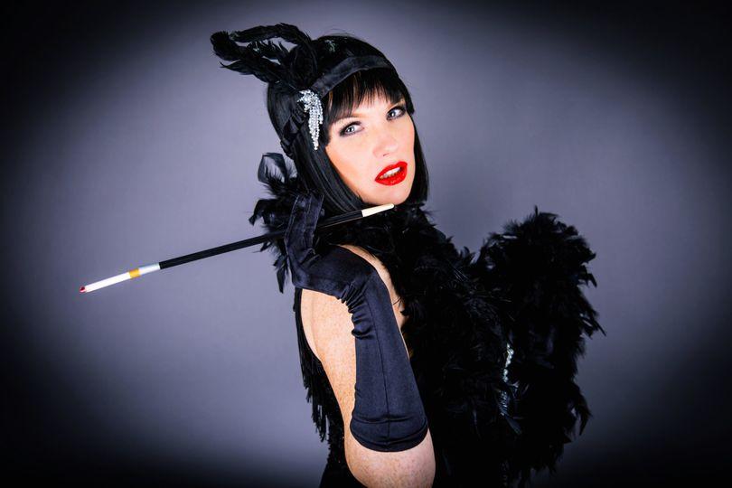 Gatsby 1920s show