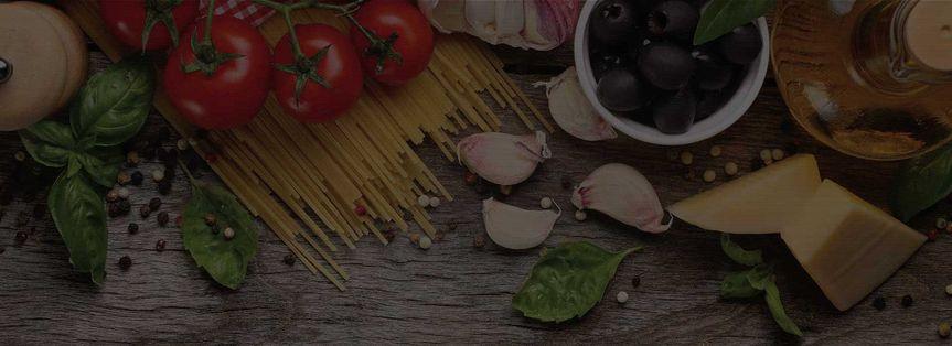 Wedding Catering Italian Food