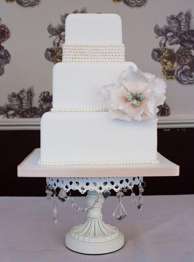 Charlotte Pearl Cake