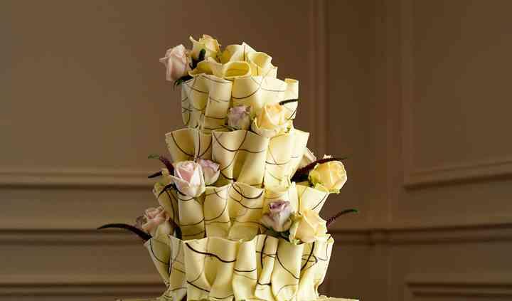 Vanilla Cake Design