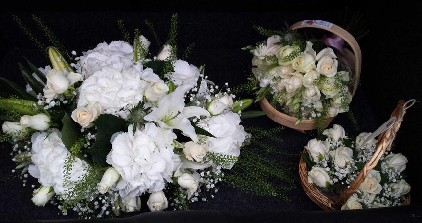 Moments Wedding Flowers