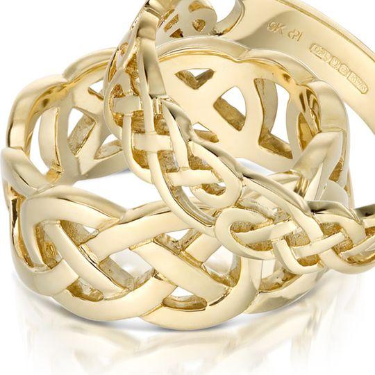 Celtic Rings for Men and Women