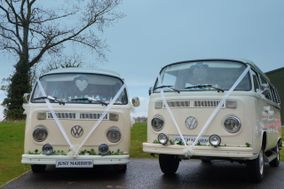 VW Camper 4 Weddings
