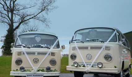 VW Camper 4 Weddings