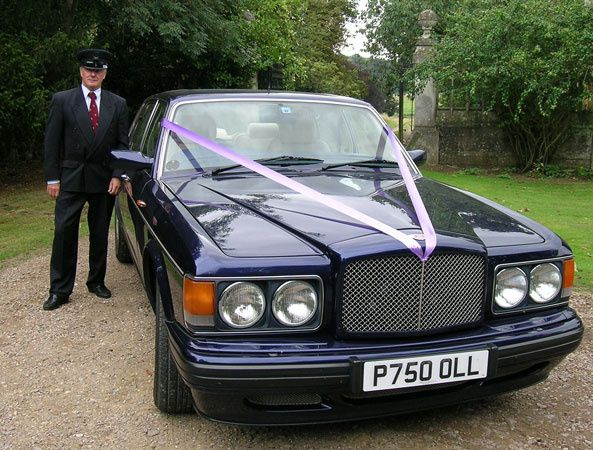 Bentley Wedding Car Hire Oakham