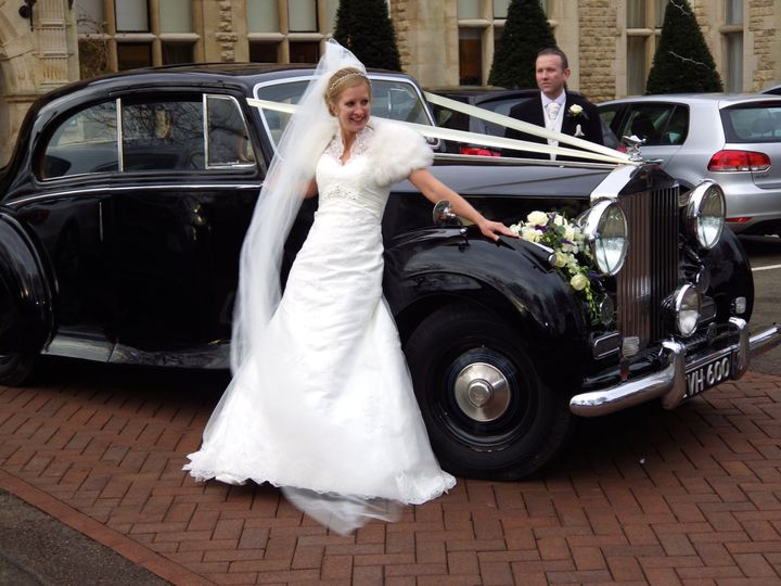 Classic Rolls and Bentley Hire