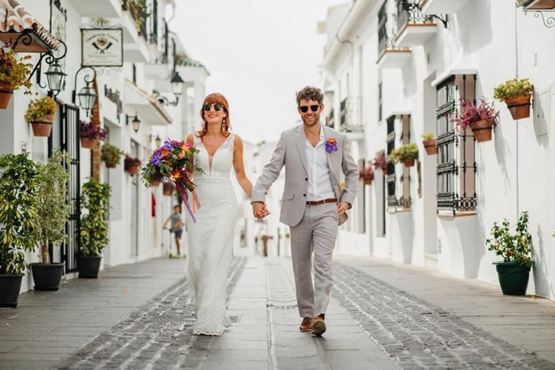 My Natural Wedding - Spanish Experience