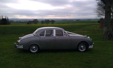 Jaguar MK2 3.4 litre