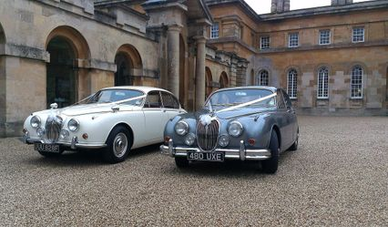 Henley Classic Car Hire 1