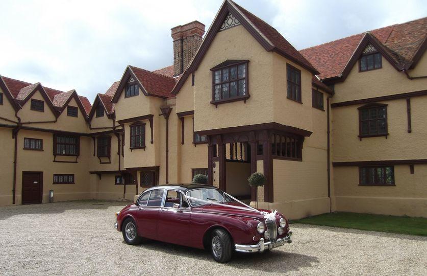 Morse look-a-like Jaguar MK2